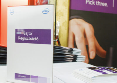 PR communication aiming enterprise customers and partners for Dell